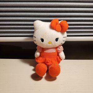 Hello kitty mini plushie